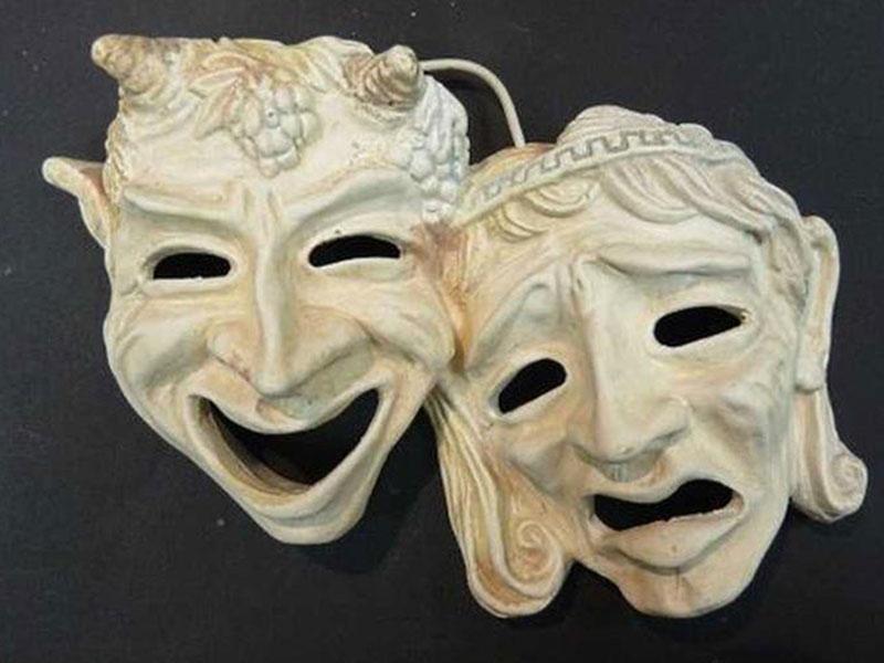 legambiente sernaglia le maschere del teatro greco